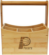 NBA Indiana Pacers Bamboo Utensil Caddy