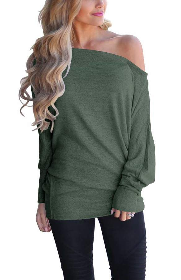 05f5dfc9aef Off Shoulder Batwing Top - ShopStyle Canada