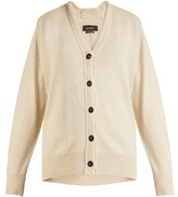 Isabel Marant Chars wool and cotton-blend cardigan