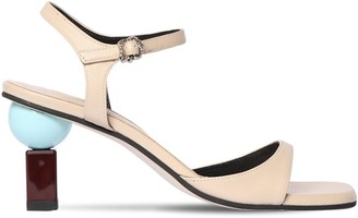 YUUL YIE 70mm Leather Sandals