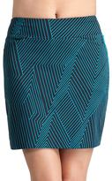 Tail Women's Tail Ilse Classic Fit Knit Printed Pull-On Golf Skort