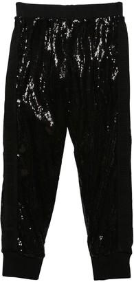 MSGM Sequined Sweatpants