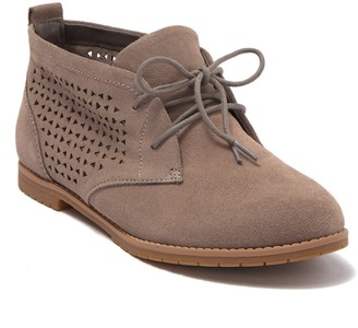 EuroSoft Emmeline Perforated Suede Boot