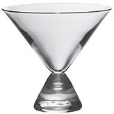 Simon Pearce Westport Stemless Martini Glass