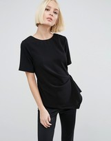 Asos Origami Structured T-Shirt