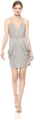 BCBGeneration Women's Faux WRAP Dress