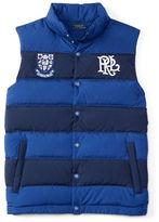 Ralph Lauren Boys 8-20 Two-Tone Rugby Vest