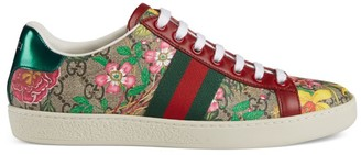 Gucci Ace GG Floral Sneakers