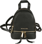 MICHAEL Michael Kors Extra Small Rhea Studded Backpack