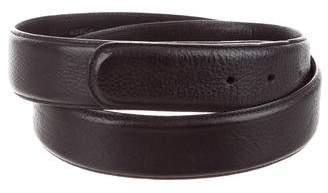 Chrome Hearts Leather Belt Strap