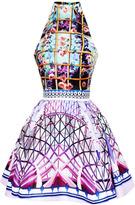 Mary Katrantzou Preorder Folli Rose Runner Trinkolo Dress