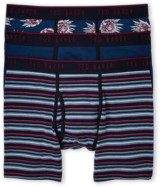 Ted Baker 3-Pack Stretch Boxer Brief
