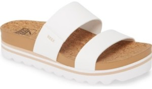 Reef Cushion Bounce Vista Hi Sandals Women's Shoes