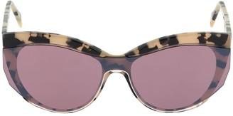 Cat Eye Maria Cat-Eye Acetate Sunglasses