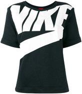 Nike logo print T-shirt