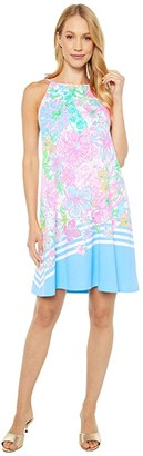 Lilly Pulitzer Margot Dress (Multi Paradise Found Engineered) Women's Dress