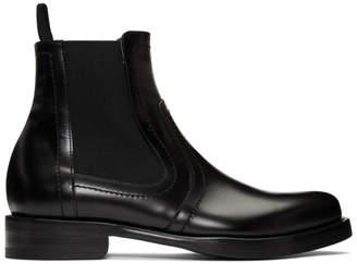 Pierre Hardy Black Heroes Chelsea Boots