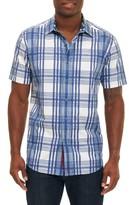 Robert Graham Men's East Timor Plaid Sport Shirt