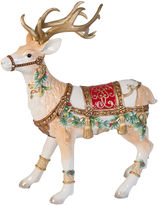 Fitz & Floyd Yuletide Holiday Deer Figurine