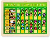 Melissa & Doug Toddler Personalized 'My Magnetic Responsibility' Chart