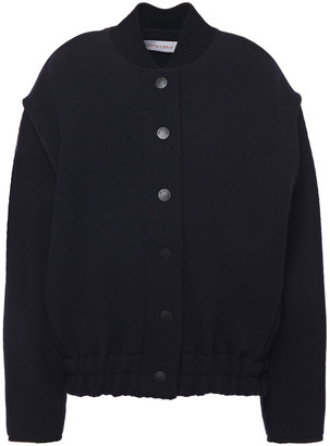 See by Chloe Wool-blend Twill Bomber Jacket