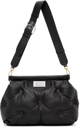 Maison Margiela Black Medium Glam Slam Bag
