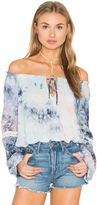 Eight Sixty Crystal Tie Dye Top