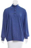 Loro Piana Cashmere & Silk-Blend Sweater