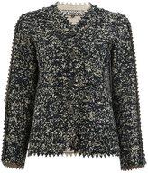 Anrealage pixelated print jacket - women - Polyester/Polyurethane - 40