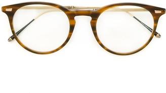 Matsuda Tortoiseshell-Effect Glasses