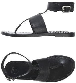 Twin-Set Twinset TWINSET Toe post sandal