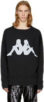 Faith Connexion Black Kappa Edition la Sweatshirt