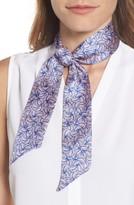 Echo Women's Plantains Skinny Silk Scarf