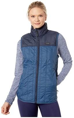 Filson Ultralight Vest (Blue Wing Teal/Captain's Blue) Women's Clothing