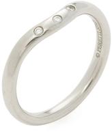 Tiffany & Co. Women's Vintage 18K White Gold & Diamond Ring
