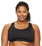 Tek Gear Plus Size Bra: Low-Impact Racerback Sports Bra