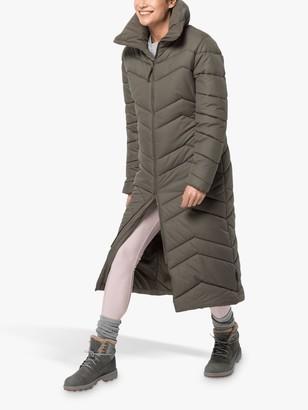 Jack Wolfskin Kyoto Women's Long Water Resistant Jacket