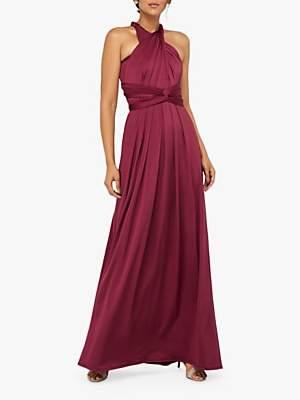 Monsoon Tallulah Multi Tie Bridesmaid Dress