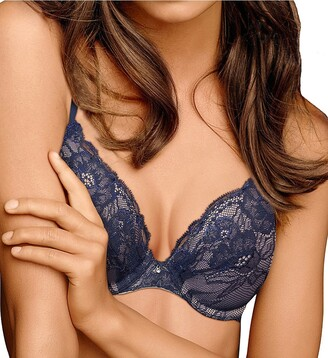 Maidenform Women's Ultimate Emblellished Push up Bra
