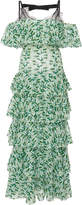 Giambattista Valli Off-The-Shoulder Dress