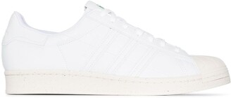 adidas lace-up Superstar sneakers