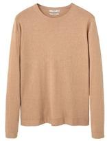 Silk Cotton-blend Sweater