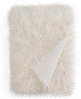 Hudson Park Mongolian Faux Fur Throw - 100% Exclusive