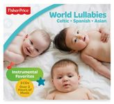 Fisher-Price® World Lullabies 3-CD Set