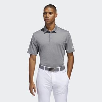 adidas Ultimate365 2.0 Novelty Heather Polo Shirt