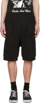 Perks And Mini Black Utopia Duplo Shorts