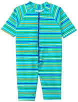 I Play Boys' One Piece Zip Sunsuit (3mos3yrs) - 8127892