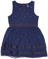 Nautica Little Girls' Sailboat Dress (2T-7)