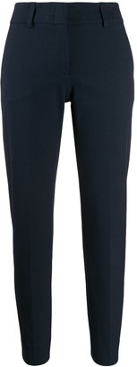 Piazza Sempione cropped tapered trousers