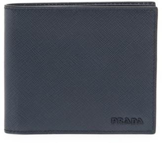 Prada Gradient Leather Bi-Fold Wallet